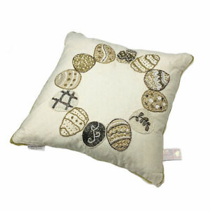 Brown Beaded Home Décor Pillows For Sale In Stock Ebay
