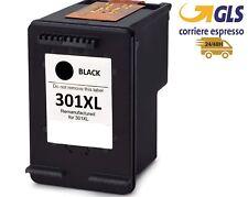 Cartuccia compatibile per HP 301 XL CH563 alta resa nero deskjet 1050 2050 3050