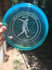 Discraft Paul Mcbeth Limited Edition 5X Cryztal Luna *SIGNED BY PAUL*