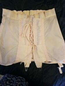 Vintage Girdle with 4 Garters