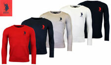 US Polo Assn. Acrylic Crew Neck Jumpers & Cardigans for Men