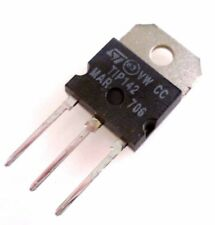 Genuine ST Microelectronics TIP142 NPN Power Darlington Transistor TO247 OMA037I