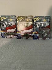 Johnny Lightning DDAY 75 YEARS LOT OF 3 NEW IN THE PACKAGE