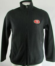San Francisco 49ers Men's G-III Black Full Zip Soft Shell Jacket NFL