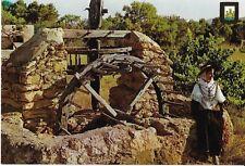 "Postal (Ibiza, Isla Blanca ""Noria antigua"")"