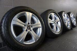 Winterräder Winterreifen 225/55 R17 Mercedes Benz E-Klasse W213 7,0mm RDKS Origi