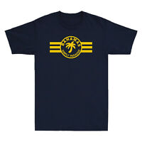 Bahamas Simply Paradise Funny Vintage Men's Cotton T-Shirt Short Sleeve Tee
