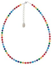 Carrie Elspeth N1272 Mini Rainbow Necklace (full) - BNWT