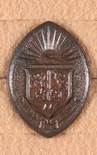 Canadian Army Badge: Cotc - University of Western Ontario - nhm