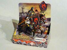 SCHLEICH 70102 -- Drachenritter zu Pferd mit Lanze - Ritter Figur Eldrador