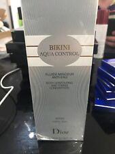 Dior Bikini Aqua Control Fluide Minceur Anti Eau Spray Body