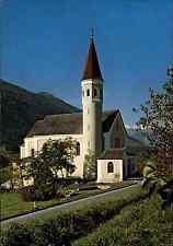 Italien Kirchen Motiv-Postkarte Lourdeskirche Kirche in LAAS Südtirol color AK
