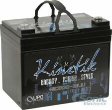 KINETIK 800 Watt HC820 High Current AGM Car Audio Power Cell/Battery | HC800-BLU