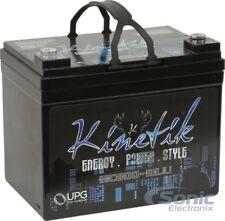KINETIK 800 Watt HC820 High Current AGM Car Audio Power Cell/Battery | HC800-BLU