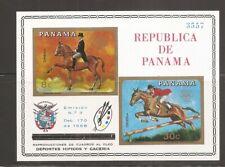 Panama Sc # C362 Olympic Equestrian Events . MNH