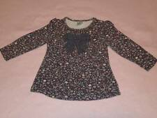 Target Lovely Girls Purple Top, Size 1