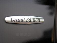 E670 Grand Edition Emblem Badge auto aufkleber Seite 3D car Sticker