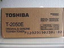 ORIGINAL UN CARTOUCHE D'ENCRE TOSHIBA T-2050E POUR BD-1650 BD-1710 -2050 -2310
