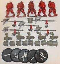 Man-o-War Shocktroopers Max (5) Khador Unit Warmachine PIP 33084 c