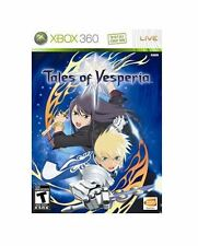 Tales of Vesperia  (Xbox 360) / Brand New / Factory Sealed /