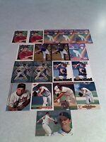 *****Vaughn Eshelman*****  Lot of 40 cards.....11 DIFFERENT