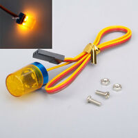 LED Flash 9x15mm AX-511Y Rotation Light Yellow Project lights for 1:10 RC Car