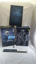 Genuine Hot Toys MMS209 Ironman Stark Mechanic 1:6 action figure's empty box !