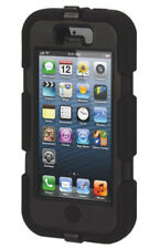 Genuine Griffin Survivor Tough Military Case for iPhone 5c Black GB38141