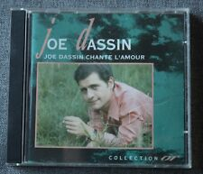 Joe Dassin, chante l'amour, CD collection or