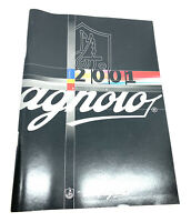 Campagnolo 2001 Full Component Catalog Bicycle Italy 79 Pages Campy