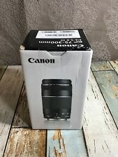 Canon EF 75-300mm f/4-5.6 III Telephoto Zoom Lens for Canon Cameras