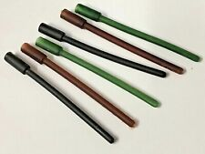 DISTANCE MARKER STICKS WITH GLOW IN THE DARK TIPS 12FT STRING AND STORAGE CASE