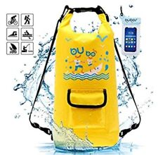 BUBOS  Waterproof Dry Bag And Waterproof Phone Case. Brand New