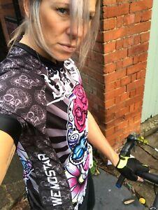 Ladies Cycling Jersey Weimostar size Medium - brand new