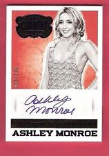 Ashley Monroe Certified Autograph Card #d 5/199 2014 Panini Country Music