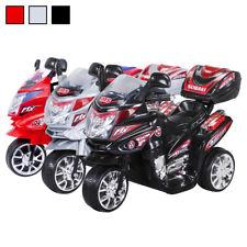 Infantil Moto Eléctrica Coche Eléctrico de Niños Vehiculo Triciclo
