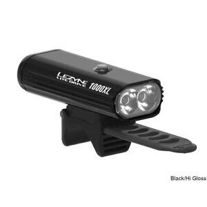 Lezyne Lite Drive 1000XL Front Light - Black/Hi Gloss