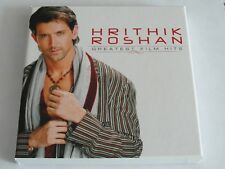 Hrithik Roshan Greatest Film Hits - Bollywood (4 x CD Album Set) Used Very Good