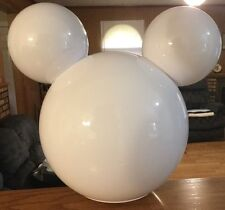 Mickey Mouse Globes for Lamp Post Free Shipping