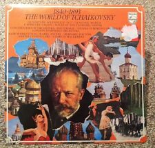 The World of Tchaikovsky....LP   Sealed New!