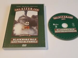 The Steam Era Vol 2 Blackmore Vale & The Bluebell DVD Trains Worldwide Post 2004