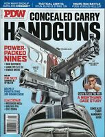 Personal Defense Concealed Carry Handguns  2020