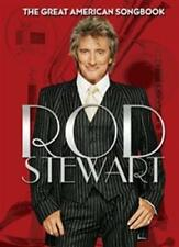 Stewart, Rod - The Great American Songbook Book NEW CD