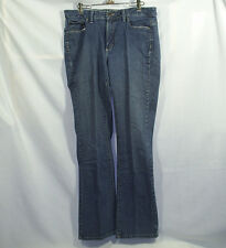 7632aa15 Size 14L Jeans Womens Boot Cut Soft and Worn Riders Blue Denim