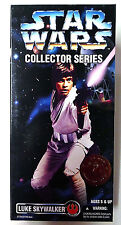 Star Wars Luke Skywalker Exclusive Deluxe 12 Inch  Action Figure New 1996 12""