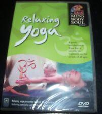 Relaxing Yoga – The Mind Body Soul Series (Australia Region 4) DVD – New