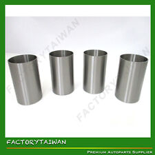 Liner / Sleeve Set (Semi-finished) for KUBOTA V1702 (100% TAIWAN MADE) 4 PCS