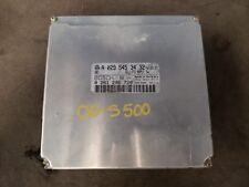 MERCEDES-BENZ W220 S500 S430 ENGINE CONTROL MODULE A0295453432