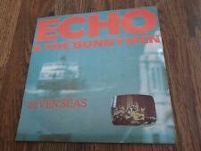 "ECHO AND THE BUNNYMEN - SEVEN SEAS 7"" 1984 KOROVA"