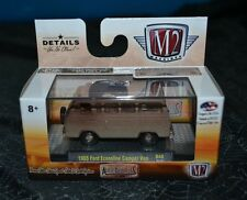 2016 M2 MACHINES AUTO PROJECTS 1965 FORD ECONOLINE CAMPER VAN R40